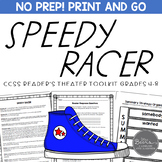 Reader's Theater for Grades 4-8: Speedy Racer: A Reading L