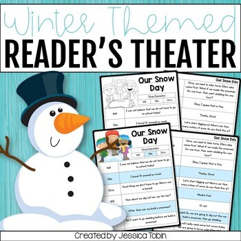 Reader's Theater- Winter Activities for Reading