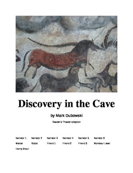 """Reader's Theater of """"Discovery in the Cave"""" prehistoric art"""