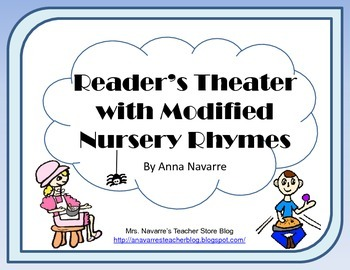 Reader's Theater with Modified Nursery Rhymes