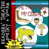 Reading Fluency Poems: Readers' Theater Poetry & Word Work