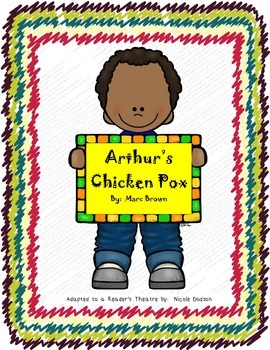 Reader's Theatre: Arthur's Chicken Pox