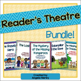 Reader's Theater BUNDLE: 5 Scripts