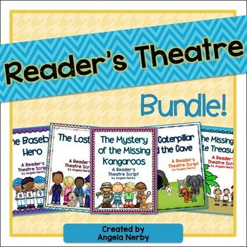 Reader's Theatre BUNDLE: 5 Scripts