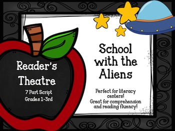 Reader's Theatre: Back to School with the Aliens