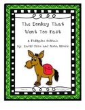 Reader's Theatre Folktale Script:  The Donkey Who Went Too Fast