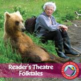 Reader's Theatre: Folktales Gr. 4-6