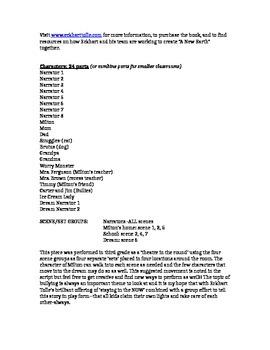 Reader's Theatre Full Class Script: MILTON'S SECRET