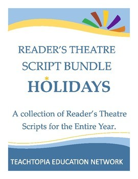 Readers Theatre Holiday Bundle - Readers Theatre  for Holi