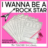 Reader's Theater: I Wanna Be a Rock Star (Rocks and Minerals)