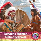 Reader's Theatre: Native Legends Gr. 4-6