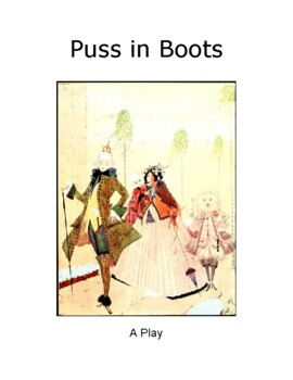 Readers Theatre: Puss in Boots