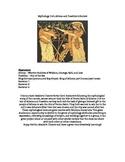 Reader's Theatre Script:Mythology Unit: The Contest for Athens