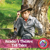 Reader's Theatre: Tall Tales Gr. 4-6