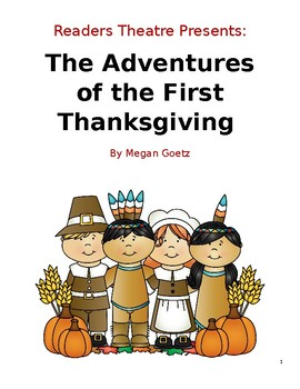 Readers Theatre: The Adventures of the First Thanksgiving