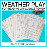 Reader's Theater: Weather Play | Weather Activity
