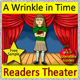A Wrinkle in Time Readers Theater (play, script, drama) - Free Sample!