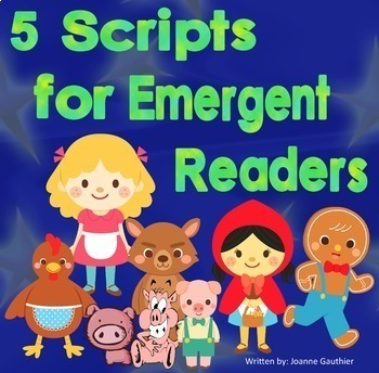 Readers' Theater for Emergent Readers