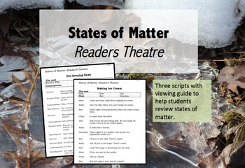 Readers Theatre for States of Matter