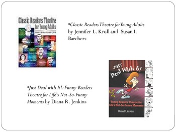 Reader's Theatre for Teachers