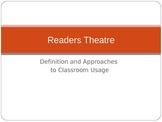 Reader's Theatre for Teachers