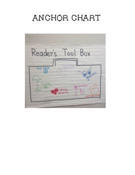 Reader's Tool Box