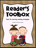 Reader's Toolbox - Teaching Reading Strategies in a Fun and Memorable Way!