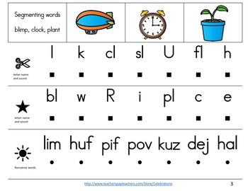 First Grade Unit 1 Week 3 Readers