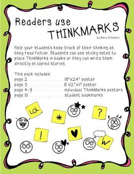 Readers Use THINKMARKS