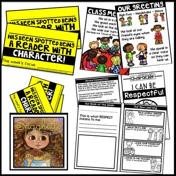 Readers With Character - Mentor Text List and Planning Guide