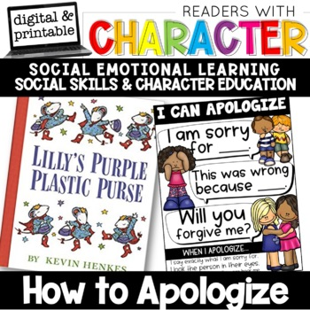 How to Apologize - Character Education