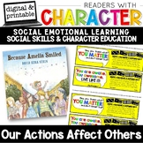 Our Actions Effect Others - Character Education | Social Emotional Learning SEL