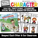 Respect - Character Education   Social Emotional Learning SEL