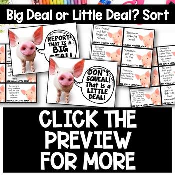 Tattling vs. Reporting - Character Education