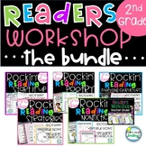 Readers Workshop 2nd Grade Bundle Resources Posters Lessons