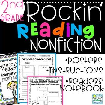 Nonfiction Reading Unit 2nd Grade ~ Readers Workshop Nonfiction Unit