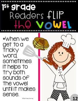1st Grade Reading ~ Word Attack Strategies ~ Reading Strategies 1st Grade