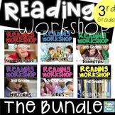 Readers Workshop 3rd Grade Units of Study BUNDLE