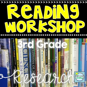 Readers Workshop 3rd Grade Research Unit ~ Research 3rd Grade