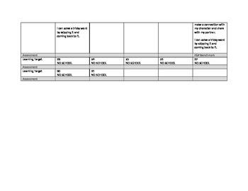 Readers Workshop: Accuracy, Fluency, Comprehension (Unit 3)