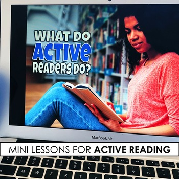Reader's Workshop: Active Reading Mini-Lessons