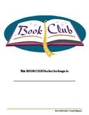 Reader's Workshop Activities--Book Club