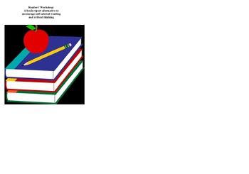 Readers' Workshop - An Independent Reading Book Report Alternative