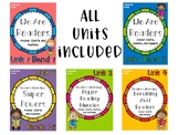 Readers Workshop Anchor Chart Units - BUNDLED
