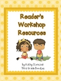 Launching Readers Workshop - Anchor Charts and Posters.