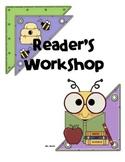 Reader's Workshop Binder Cover