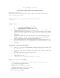Readers' Workshop - Book Borrowing / Classroom Library procedures