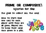 Prime or Composite? Center Activity