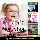 Readers Workshop Bundle 1 by Kim Adsit and Michele Scannell