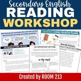 Reader's Workshop Bundle {Secondary}